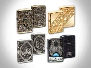 Zippo Lighters Singapore - Limited Collectibles