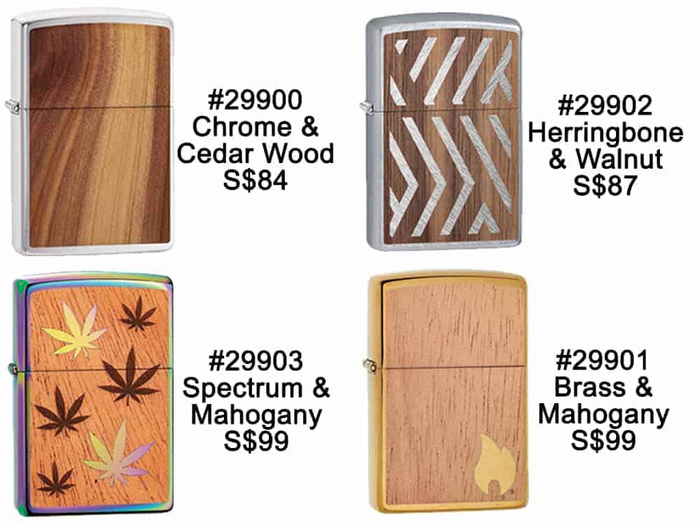 Zippo Lighters Singapore - Zippo Wood Chuck