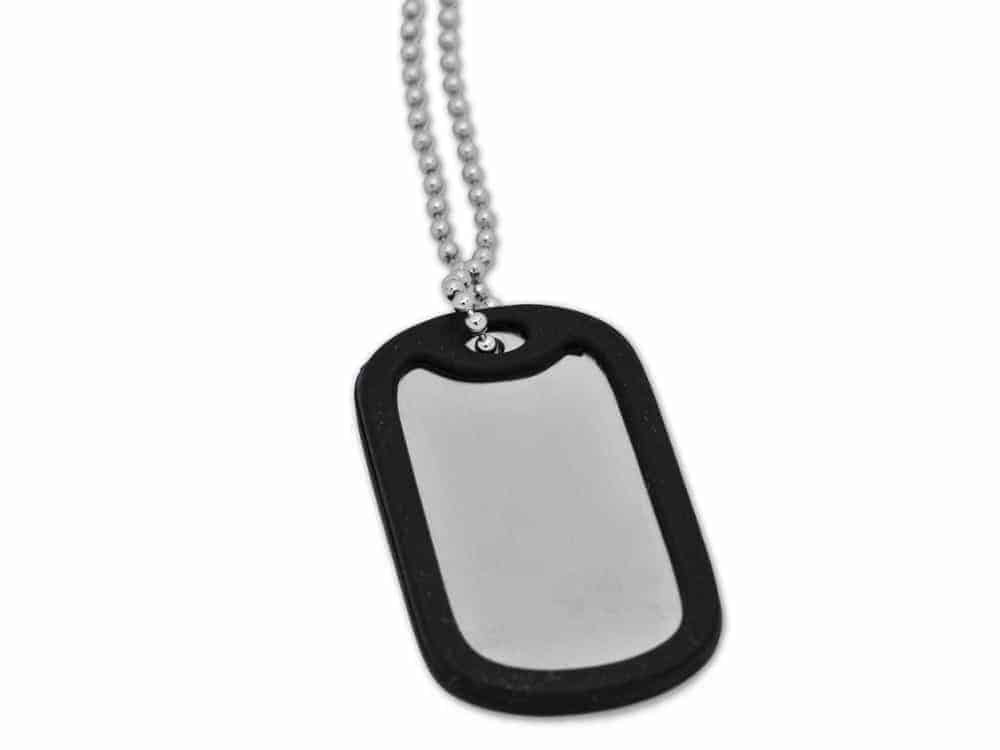 Army Tags in Standard or Silencer (SGD$38)